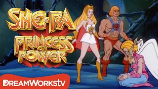 She-Ra and He-Man Save Queen Angella | SHE-RA: PRINCESS OF POWER