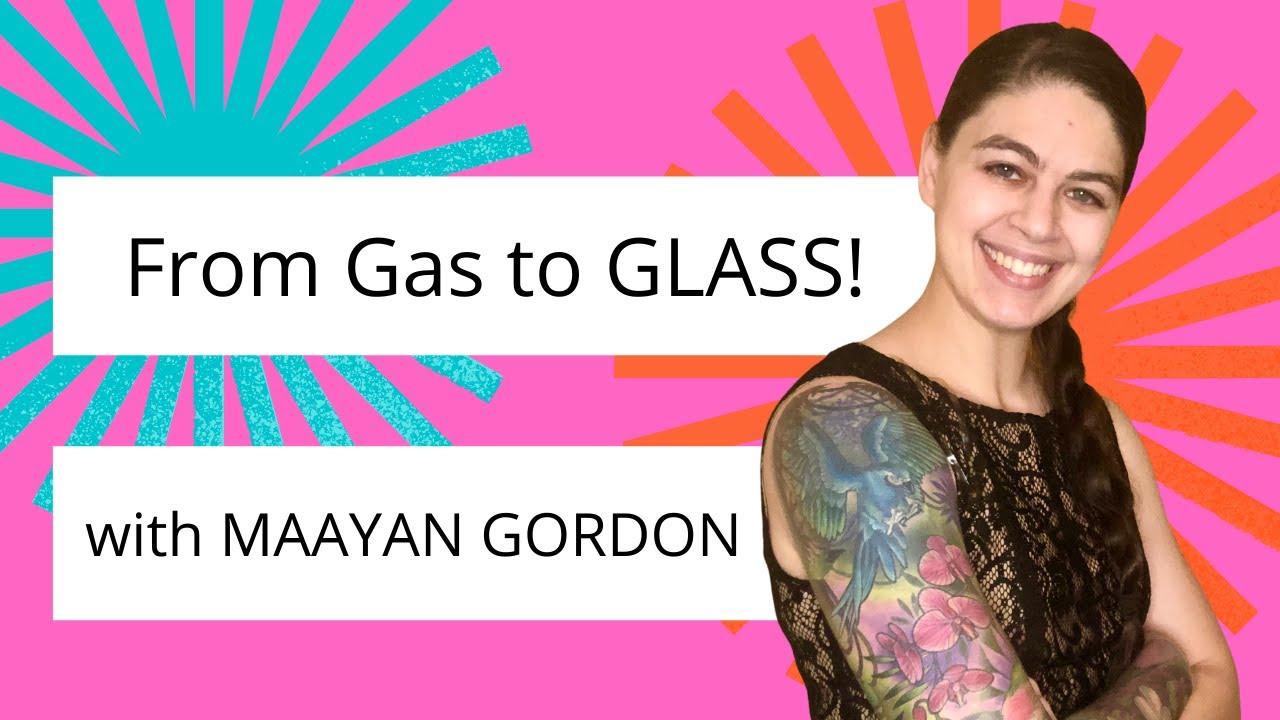 From Gas to Glass with TikTok Influencer, Maayan Gordon