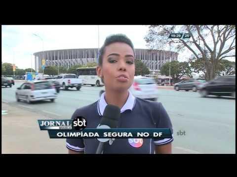 Olimpíada segura no DF