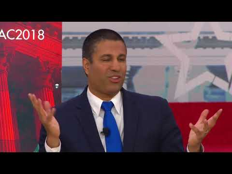 CPAC 2018 - To Infinity and Beyond: How the FCC is Paving the Way for Innovation