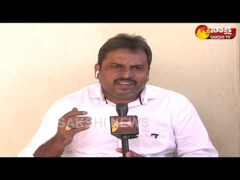 Inturi Ravikiran Face to Face || Sakshi TV - Watch Exclusive