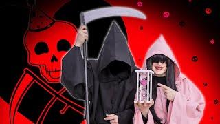 Bis der Tod Euch scheidet – die Valentins-Livestream-Show (Death Comedy)