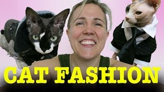 Kitty Cat Fashion Week | Hannah Hart