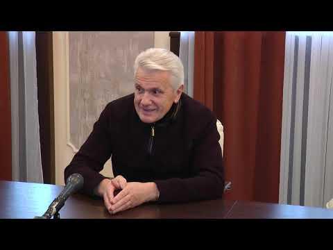 KorostenTV: KorostenTV_11-12-20_Екс-голова Верховної Ради України побував у Коростені.