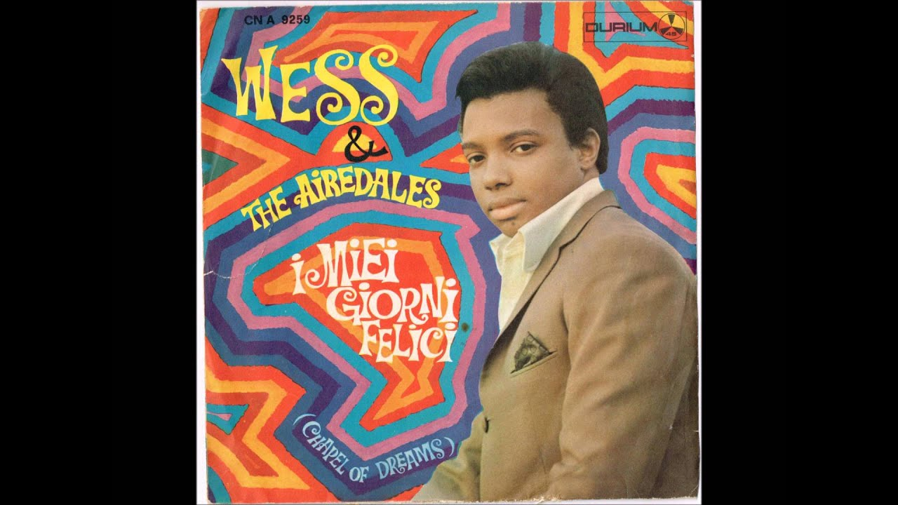 Wess & The Airedales - Heartbreaker