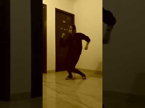 Hip-Hop dancing video easy steps by priyanka saini(b-girl) on rihana music watch it