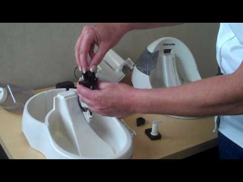 How to Maintain the Pump in a Pet Water Fountain