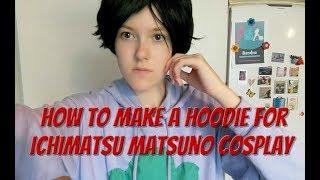 Ichimatsu cosplay hoodie