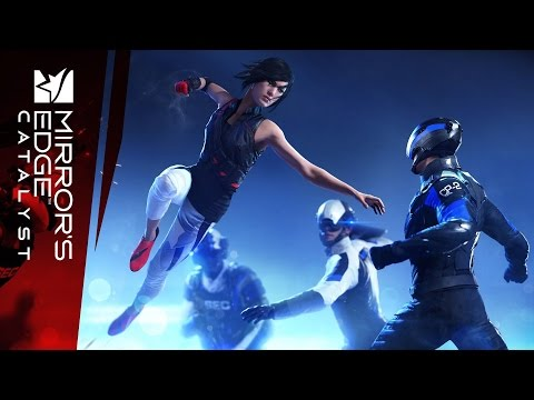 Live Mirror's Edge Catalyst with Aaron and Emre - GameSocietyPimps