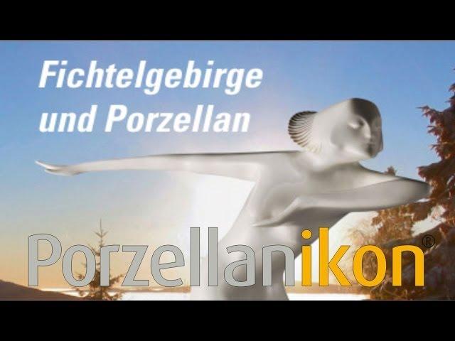 Fichtelgebirge und Porzellan (Porzellanikon - Dokumentation deutsch)