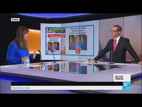 Can Valls 'reconcile' the divided left?