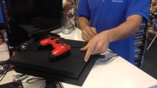Mode Sans Echec ps4 / Hard Reset de la PS4