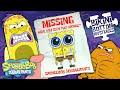 SpongeBob Goes Missing 🔍 Bikini Bottom Mysteries S3 Ep. 1
