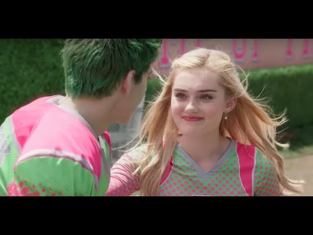 Zeddison Momments Disney S Dcom Zombies Clipzui Com