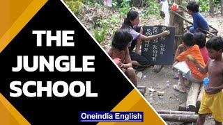 The Jungle School: How Indonesia's isolated tribes are taught | Oneindia News