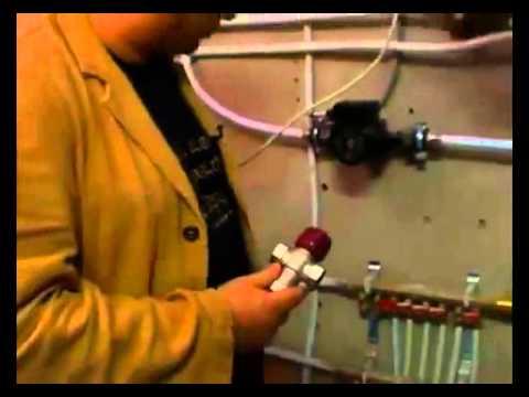 Отопление дома при строительстве дома
