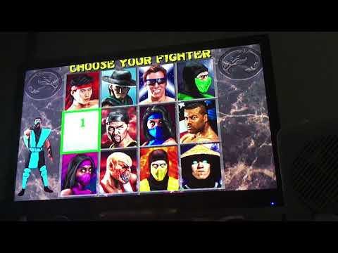 Mortal Kombat 2 - FOUND A NEW WAY TO BEAT THE BOSSES |