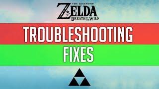 Cemu | Xalphenos 60 FPS++ | Troubleshooting & Fixes | BotW