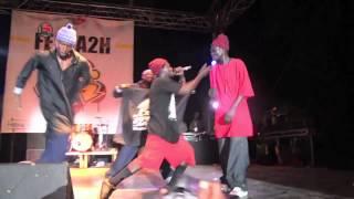 Bii Records TV- Festa2h Fuk N Kuk (Sénégal) 07 Juin 2014 à Douta Seck