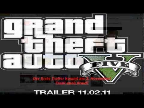 GTA 5 IST OFFIZIEL VON ROCKSTAR GAMES ANGEKÜNDIGT!