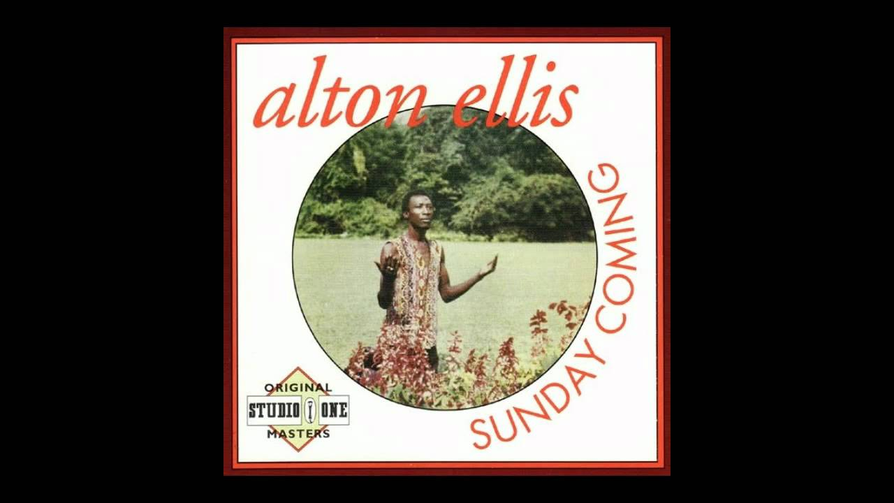 Alton Ellis - These Eyes lyrics