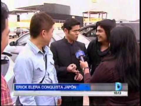 ERICK ELERA Y HIRO EN MISTURA