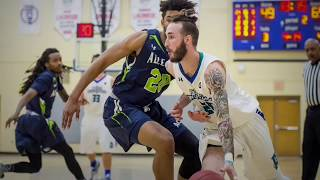 Damir Mahmutagic 2018 Anne Arundel CC Basketball Highlights