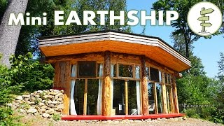 incredible-mini-earthship-style-cabin-tiny-off-grid-house-with-solar-power