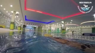 Упражнения в воде № 6. Техника плавания кролем.