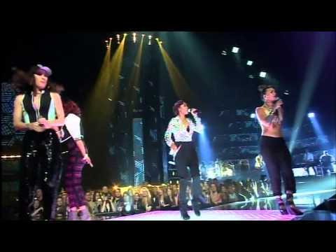 Super-Sista-Groove 'You Gotta Know (medley)' at the VNZMA's 2014