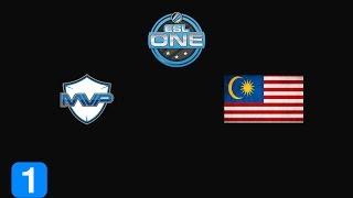 Highlights MVP Phoenix vs TeamMalaysia - ESL One Frankfurt 2015