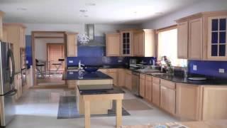 مطابخ زرقاء اللون Blue Kitchens