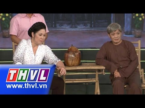 THVL | Danh hài đất Việt - Tập 33: Bụi chuối - Hồng Vân, Minh Nhí, Lê Tín, Lê Lộc