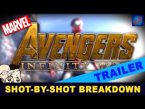 Avengers: Infinity War Trailer - Shot-By-Shot Breakdown