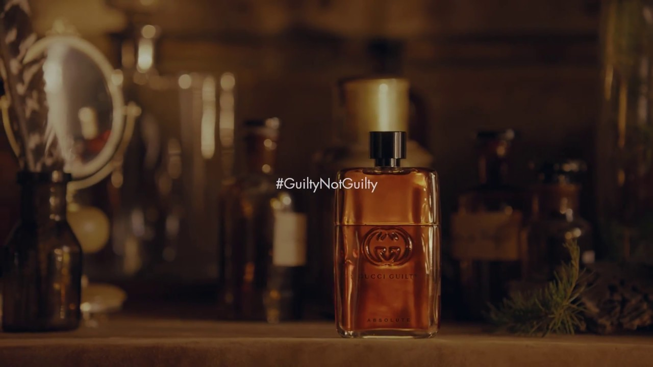 Gucci Guilty Absolute - YouTube 54a84bcd8ca
