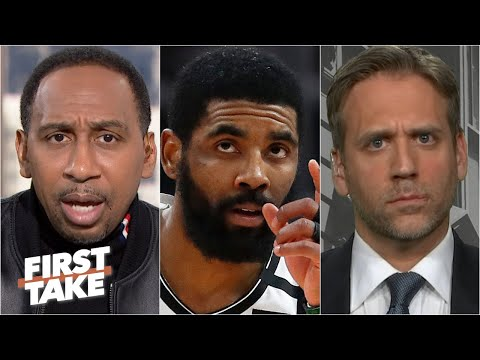 Stephen A. defends
