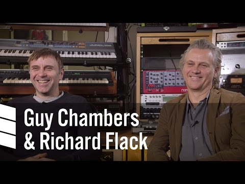 Guy Chambers & Richard Flack: Sleeper Sounds