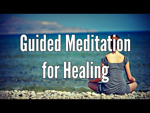 5-Minute Guided Meditation - A Meditation for Healing, Health, and Happiness