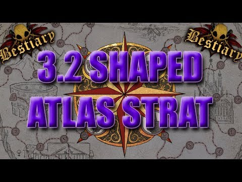 3.2 Shaped Atlas Strategy!