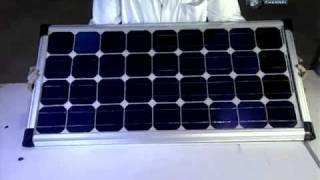 Как это работает - Производство солнечных батарей