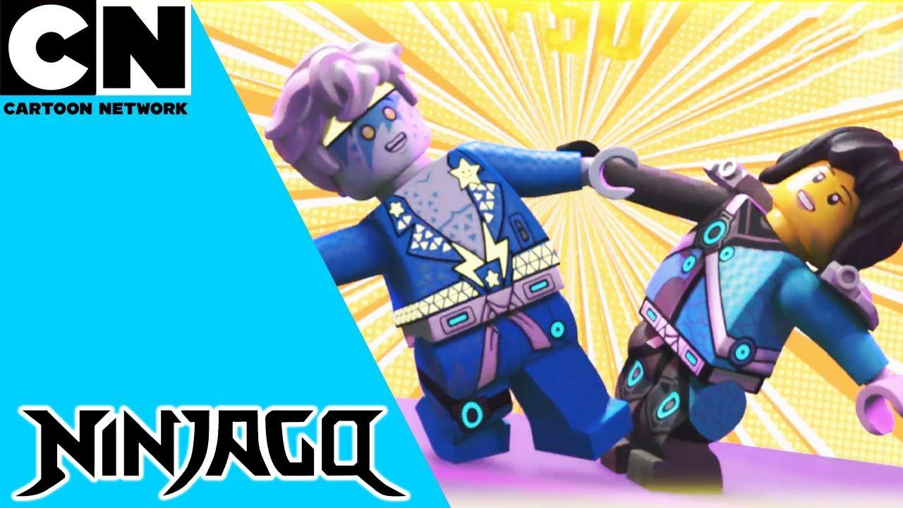 LEGO Ninjago: Masters of Spinjitzu   S2E09   One Step Forward, Two Steps Back   Cartoon Network