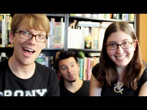 A Conversation with Hank Green and Michael Aranda