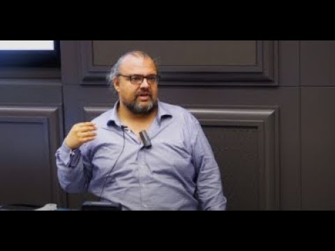 Vinay Gupta: Global Trade And Blockchain | Decentralizing The World Tour - London