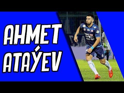 Ahmet Ataýew ● Midfielder ● 2018