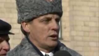 Владимир Улас на митинге КПРФ 23 февраля 2009 года
