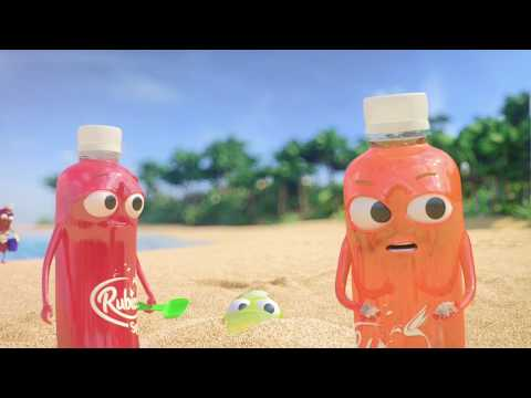 Water's Had A Fruity Fling! - Rubicon Spring 2018