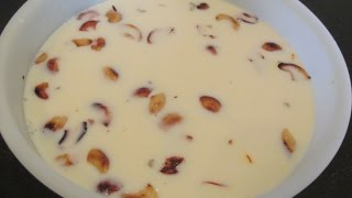 Pal Payasam or Milk Payasam or Milk Kheer (in tamil)