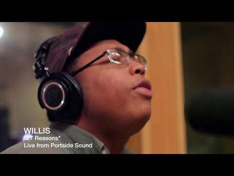 "Portside Sound Session: WILLIS - ""27 Reasons"""