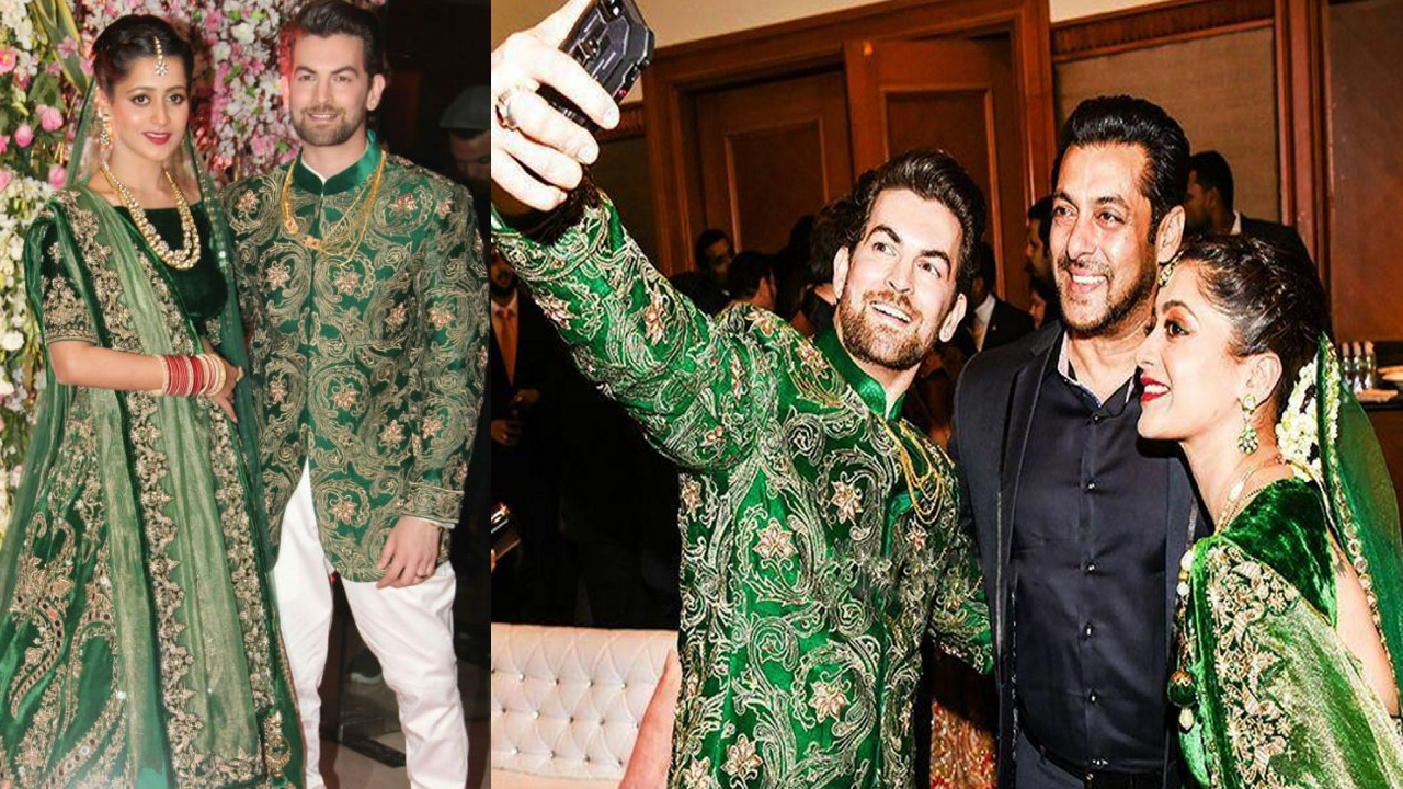 Neil Nitin Mukesh Wedding 6