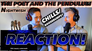 Nightwish - The Poet and the Pendulum (live at Wembley 2016 LYRICS) REACTION! (WHAT A MASTERPIECE!)